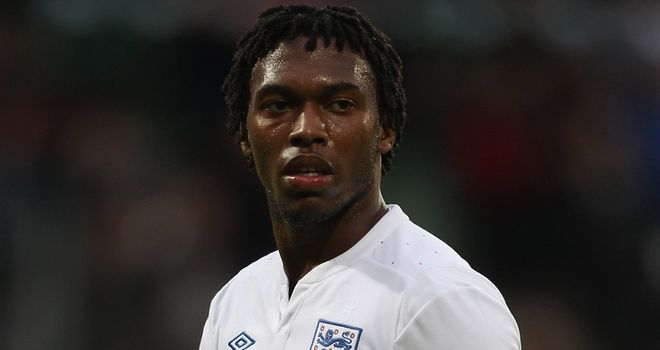 Daniel Sturridge: Has been tipped by Chelsea team-mate Frank Lampard to force his way into the England squad