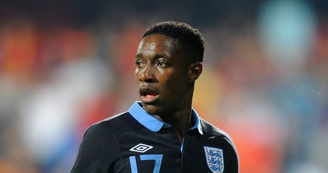 Danny Welbeck: Has been backed to start for England by Manchester United manager Sir Alex Ferguson