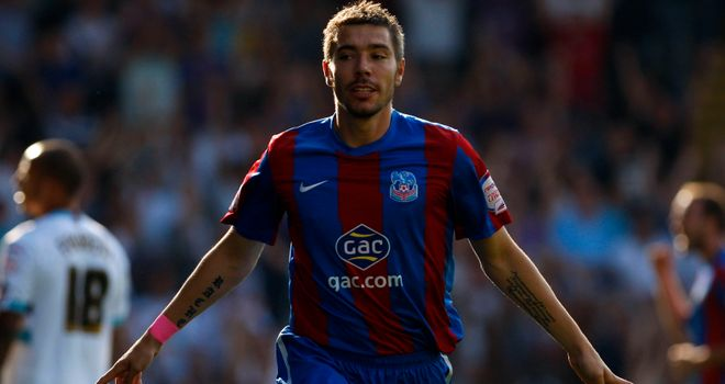 Darren Ambrose: Midfielder has joined Birmingham City on a two-year deal from Crystal Palace