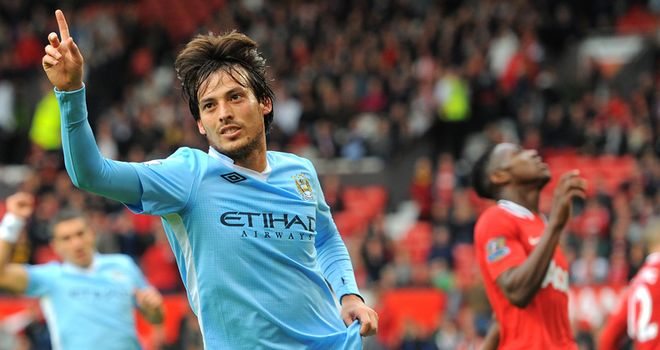 David Silva: Scored the fifth goal in the victory against Manchester United and has been in superb form