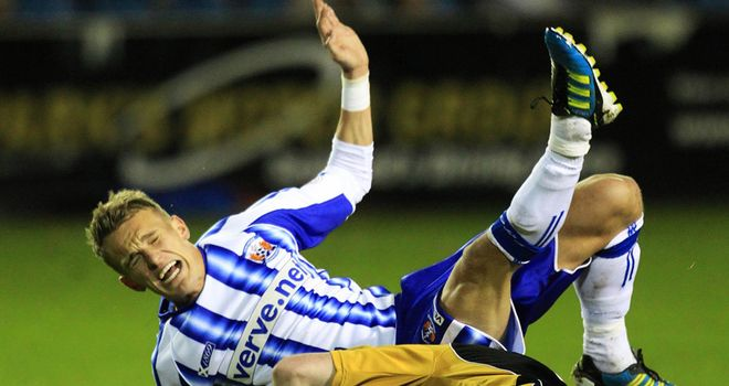 Dean Shiels: Midfielder has returned to Kilmarnock after his contract at Doncaster was cancelled