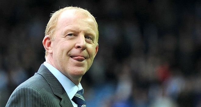 Megson: Happy after late equaliser