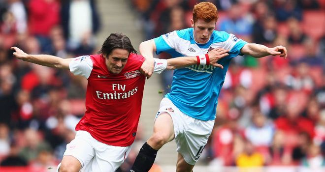 Jack Colback: The midfielder was pleased with Sunderland's attitude at the Emirates