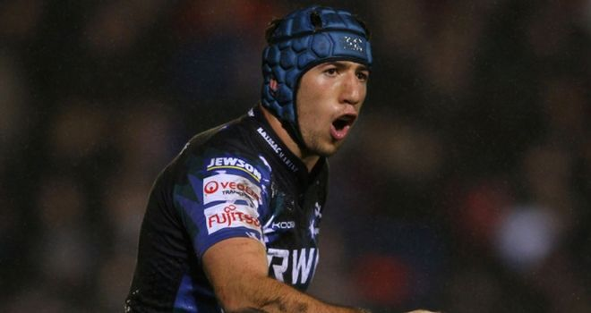 Justin Tipuric: Ready to fill in for Warburton as Wales chase Grand Slam glory