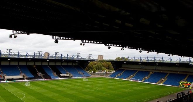 Kassam Stadium: Will host Shrimps on March 29
