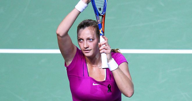 Petra Kvitova: Phenomenal rise to the top in 2011