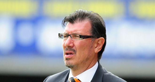 Lawrie Sanchez: Barnet boss has come under pressure after a miserable run of form