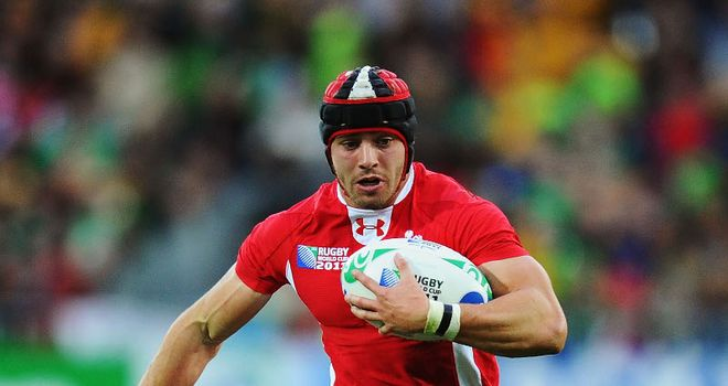 Halfpenny: move to full-back has paid off during World Cup