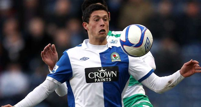 Jason Lowe: New contract at Blackburn