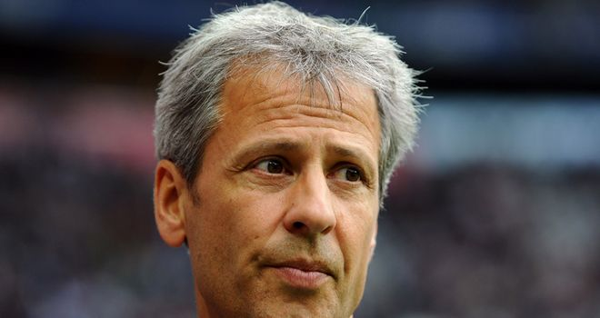 Lucien Favre: Borussia Monchengladbach coach has signed a new contract until 2015