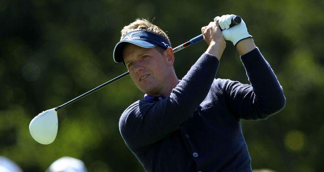 Luke Dominates Euro Stats Golf News Sky Sports