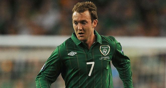Aiden McGeady: Feels training has been so intense it has left Ireland players feeling jaded