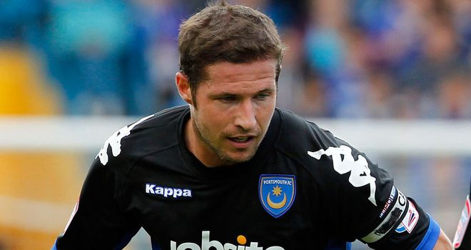 David Norris: The Portsmouth midfielder undergoes hernia surgery