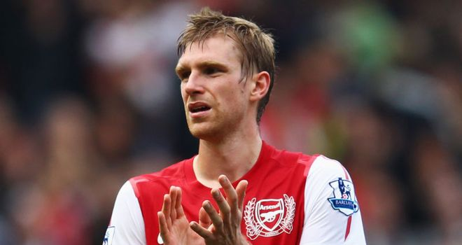 Per Mertesacker: Was at fault for Norwich's goal but has been backed by Arsenal manager Arsene Wenger