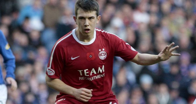Ryan Jack: Fears the worst over foot injury
