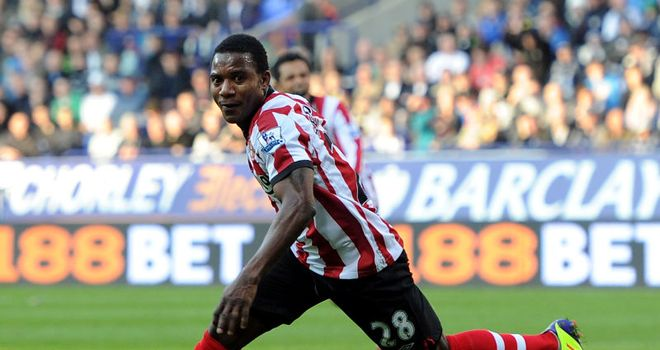 Stephane Sessegnon: Feels he still has a point to prove in English football
