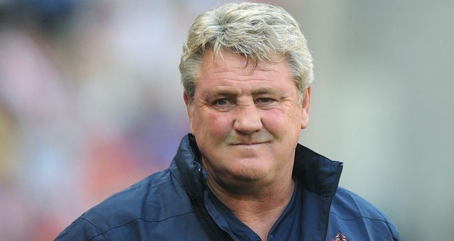 Steve Bruce: Needs to bring in keeping cover after finding himself down to the bare bones
