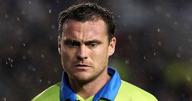 Steve Harper: Excited by new challenge after joining Brighton on loan