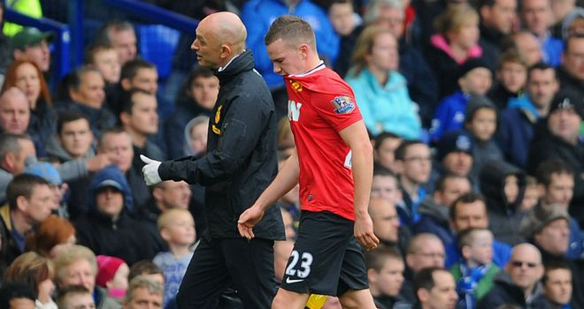 Tom Cleverley: Manchester United midfielder is unlikely to face Otelul Galati due to an ankle injury