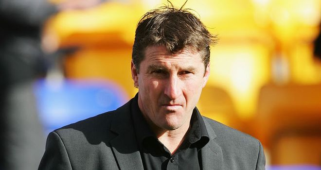 Tony Smith: Wants a debate and modifications to the current play-off system