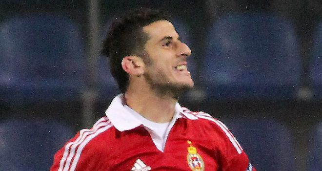 Biton: Scored Wisla's winner