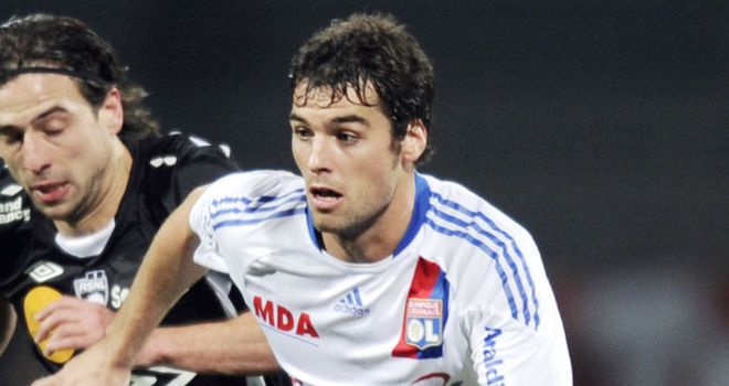 Yoan Gourcuff: The France international is determined to make his mark at Lyon