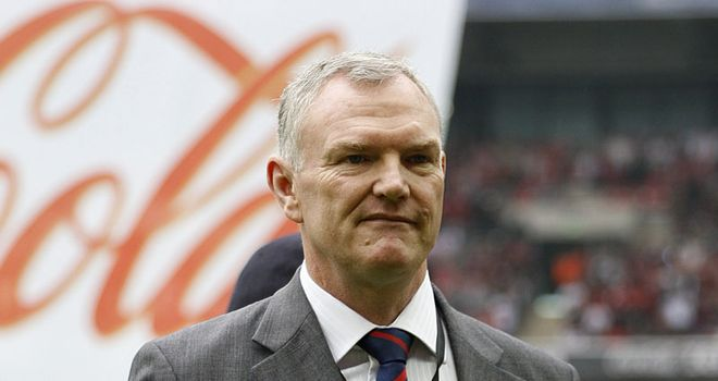Greg Clarke: Happy with new financial fair play regulations