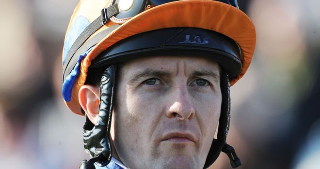 Colm O'Donoghue: Has ridden Jakkalberry the last twice