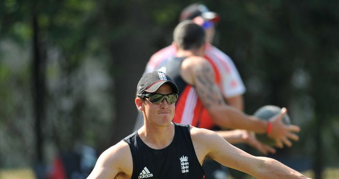 Craig Kieswetter: Knows the importance of the match against the England Lions