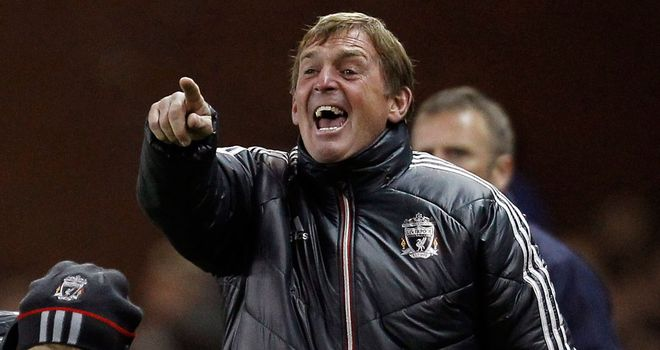 Kenny Dalglish: Liverpool's manager is plotting the downfall of Chelsea this weekend