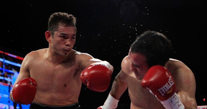 Complete shut-out: Donaire dominated Navaez from start to finish