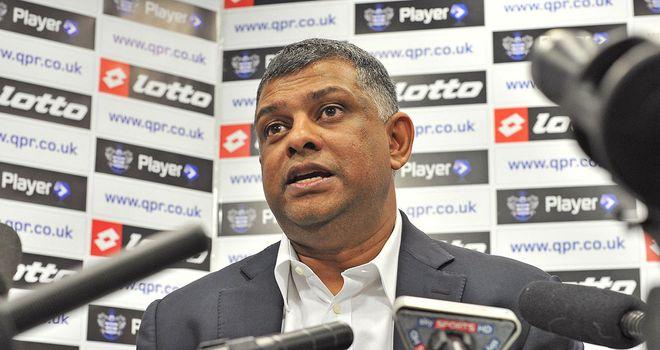 Tony Fernandez: Rigg will be vital