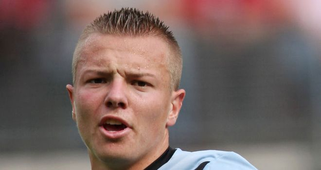 Jordy Clasie: Has reached an agreement to extend his Feyenoord deal