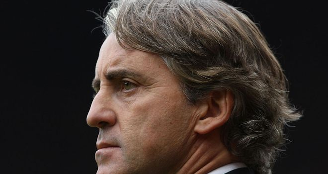 Roberto Mancini - December and January will define season