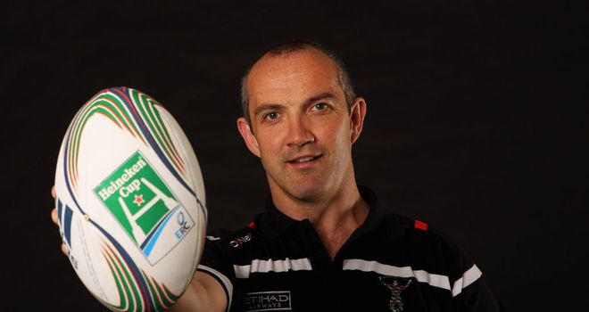 Conor O'Shea: Delighted to see his side are now coming out on top in close games