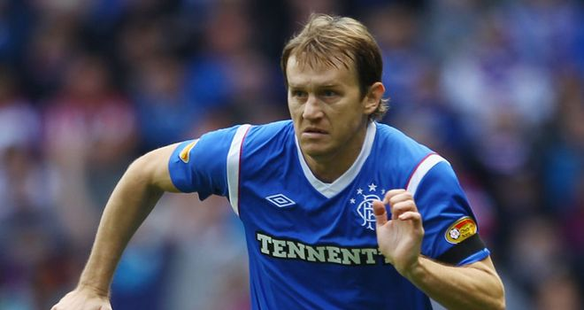 Sasa Papac: Working relationship with Lee Wallace has impressed Ally McCoist