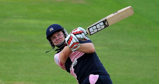 Paul Stirling: Agreed new three-year deal at Middlesex