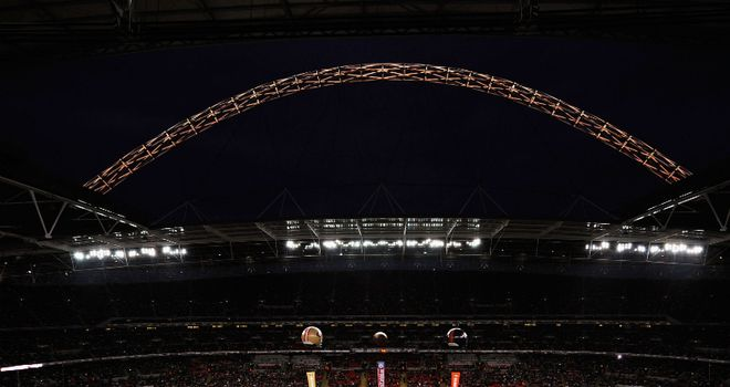 Wembley has hosted NFL every year since 2007