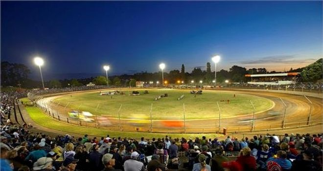 Western Springs Stadium: Host of the first Grand Prix again in 2013