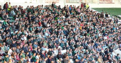Plymouth Argyle fans: Hope remains