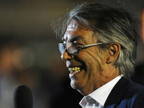 Massimo Moratti: Doesn't want to spend 'too much'
