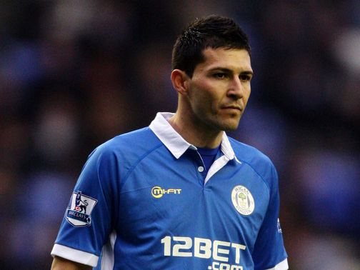 Antolin Alcaraz: Will not be rushed