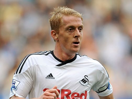 Garry Monk: Hoping to force his way into the first-team