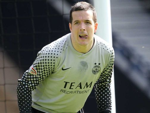 Jamie Langfield: 'Massive relief' over health