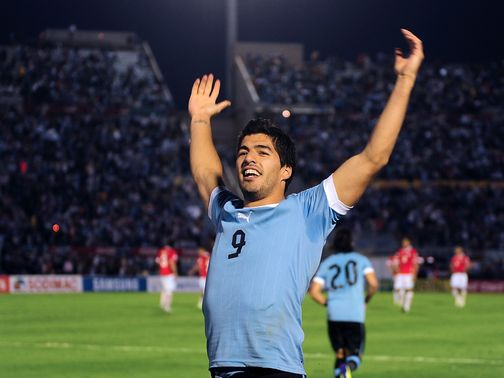 Luis Suarez: Named in Olympic squad