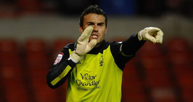 Lee Camp: Nottingham Forest goalkeeper's international future remains unresolved