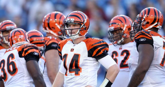 Handy Andy: Dalton is one of the rookies of the season, says KC