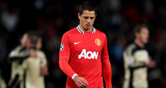 Javier Hernandez: Is refusing to let his recent goal drought affect him and is determined to keep working on his game