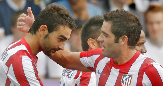 Adrian Lopez: Netted a second-half strike to help fire Atletico into semis