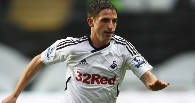 Joe Allen: Swansea midfielder learns a harsh lesson in the Premier League